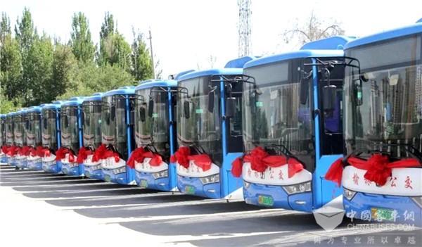 ��星新能源公交上�榆林公交 �