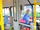 85辆银隆新能源公交正式交付崇州