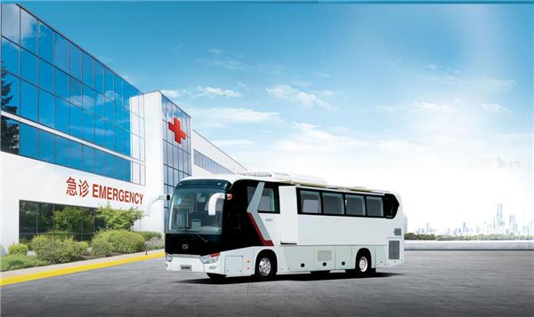 金龙医疗专用车 为人民打造舒适便利的移动医疗空间