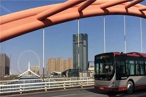 天津公交集团多措并举 护航学生赴考