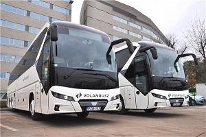 不凡实力 再获认可 曼恩向匈牙利公交运营公司交付尼奥普兰客车