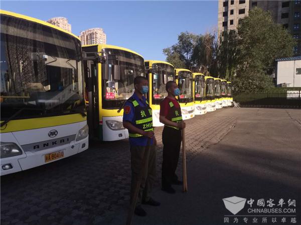 乌鲁木齐公交集团丨坚守初心迎挑战 勇担使命战疫情