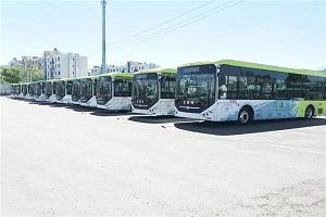 又一个辽宁对口援建公交项目落地 165辆中通纯电动公交车将在新疆运营