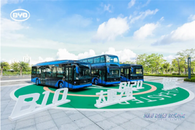 """""""技术+设计""""双轮驱动 中国客车网解读比亚迪全新客车"""