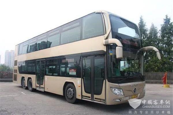 """杭州最后一辆双层巴士8月8日""""退役""""!快来体验最后一趟"""
