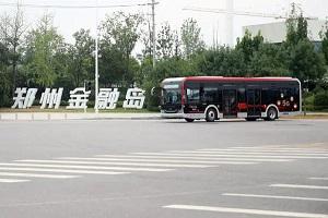 颠覆你对公交车的认知!宇通自动驾驶公交在郑州开跑