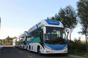 1.7亿元!福田欧辉斩获张家口60辆氢燃料公交车订单