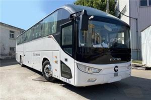 匀速续航里程达750公里,福田欧辉公布国内首台70MPa氢燃料客车