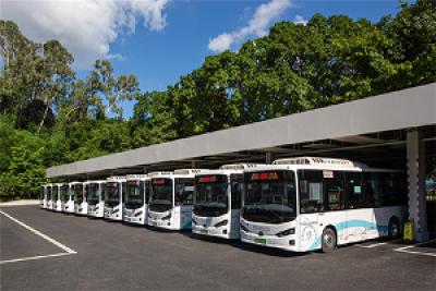智慧公交伴行每一公里!深圳莲花山公交总站成立全国首个5G公交场站