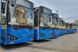 又一项第一!33台比亚迪纯电动大巴驶入加勒比海旅游胜地