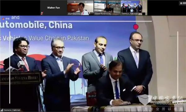 深化布局全球战略 开沃集团与巴基斯坦大宇快运达成战略联盟协议(图3)