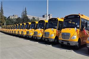 让孩子安心 让家长放心!中通校车智能守护孩童开学季