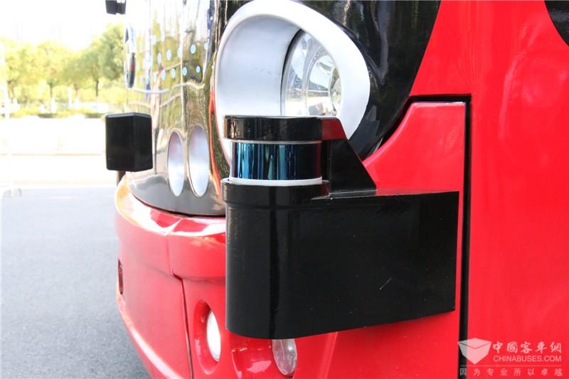 安凯无人驾驶客车投入开放道路运行