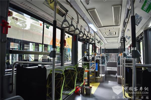 疫情防控常态化公交企业如何破局? 宇通公共交通美好中国行贵阳开讲(图10)