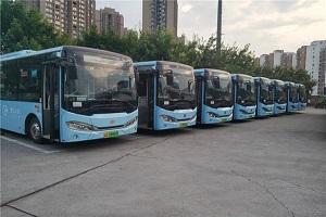配套公交占比超60% 微宏快充为山城绿色出行增添动力