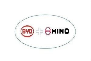 比亚迪与日野成立合资公司,共同开发纯电商用车