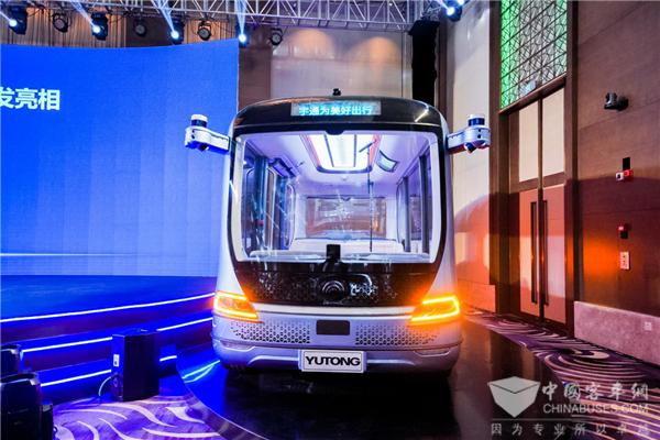大、中、轻客全线正增长! 宇通客车2020年10月产销数据看点