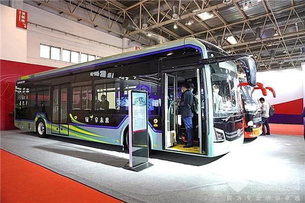 智慧公交+无人驾驶 2020北京道展安凯这些看点不容错过!