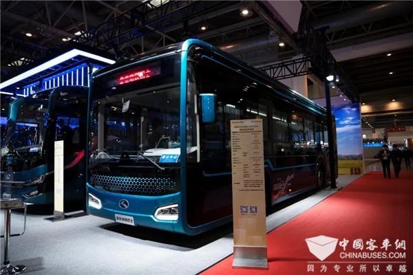 影响中国客车业品评|金龙地铁巴士 构建城市公交新生态