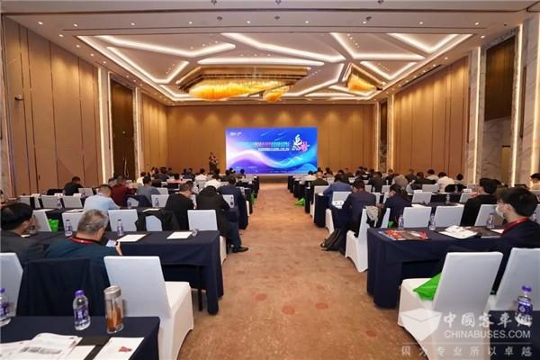 出席IALTA国际汽车创新大会 银隆为锂电安全与创新提供解决方案