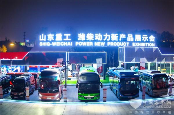 战略合作 共赢共生! 中通客车2021商务大会向行业释放了哪些信息?
