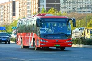 全国公交车电动化比例提高至60% 福田欧辉时刻牢记绿色使命
