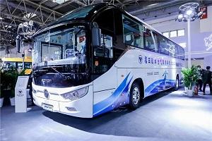 影响中国客车业|福田欧辉70Mpa氢燃料客车如何做到创新升级领跑行业?