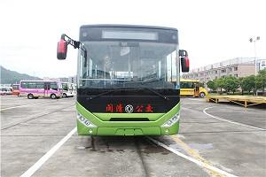 东风超龙EQ6850CTBEV公交车(纯电动16-30座)