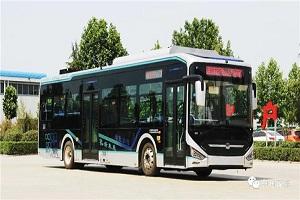 """加码""""绿色冬奥""""建设  中通客车成功中标张家口40台氢燃料客车"""