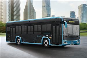 金龙XMQ6115FGBEVL公交车(纯电动19-36座)