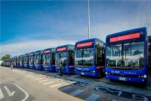 470台!比亚迪交付哥伦比亚最大纯电动巴士车队