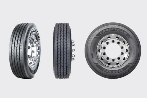 固特异S100 HFE平直高速客车全轮位轮胎