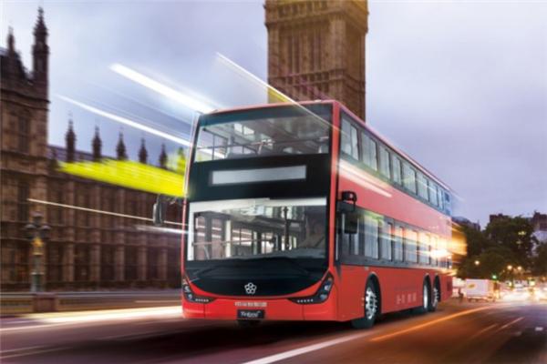 银隆GTQ6131BEVST6双层公交车(纯电动66-74座)