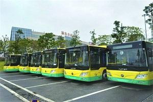 重庆涪陵公交新增20辆欧辉纯电动公交车 将投入106路111路运行