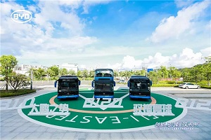 """2020年盘点中国客车 """"数""""看比亚迪"""