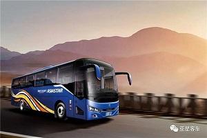 影响中国客车业  亚星蓝钻2.0邀您品味古都南京