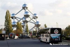相约布鲁塞尔 2021世界客车博览欧洲展览会将在10月举行