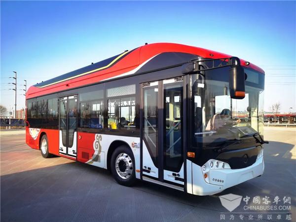 揭秘 相较传统氢燃料客车 银隆氢钛动力优势安在?