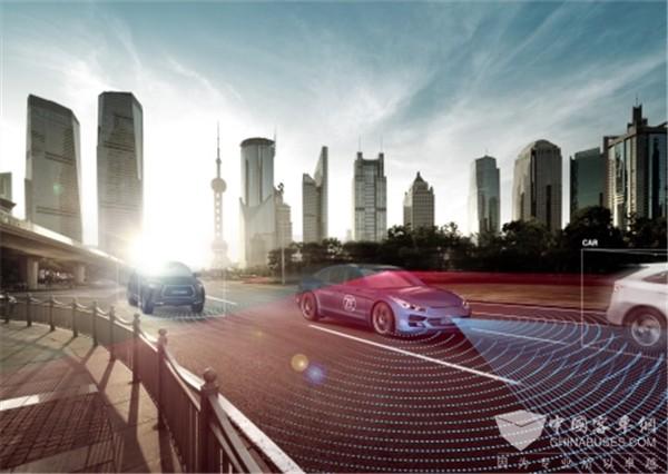 高性价比+高安全性!采埃孚携手东风汽车推出coASSIST L2+自动驾驶系统