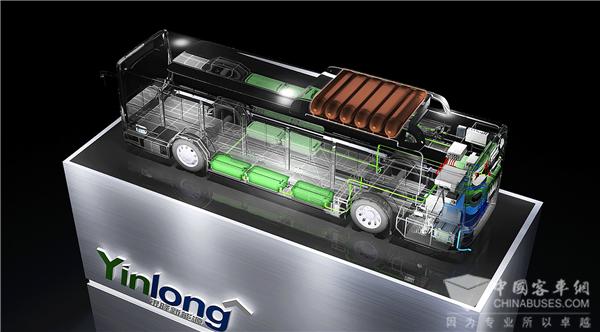 直击痛点! 银隆氢钛动力总成技术如何突破氢燃料客车瓶颈?
