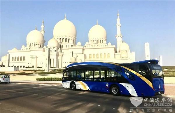 硬核实力挺进中东市场 阿联酋用户如何评价银隆钛酸锂公交车?