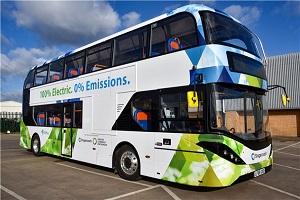 """比亚迪纯电动客车助力苏格兰加速实现""""净零排放""""目标"""