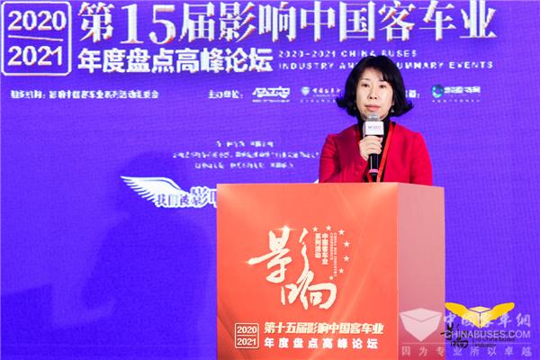 广州公交张海燕:着力优化驾驶员作业环境 加强驾驶员人文关怀