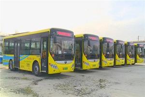 开启绿色出行新时代!新疆阿克苏阿瓦提县首批新能源客车正式投入运营