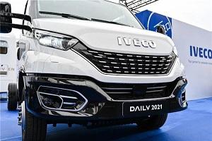 直击北京房车展,详细揭秘2021款进口依维柯房车专用底盘升级亮点!
