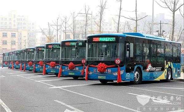 """助推""""四好农村路""""建设 安凯G9唱响城乡电动公交主旋律"""