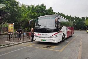 广州公交13辆纯电动公交车正式投入769线运营