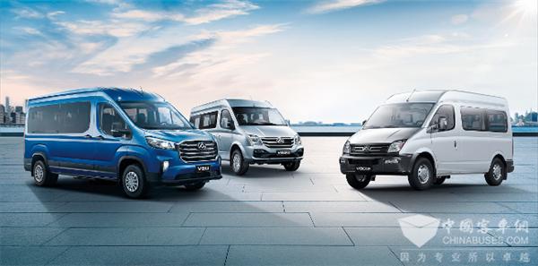 11.08万元起售 上汽大通MAXUS V80将为消费者带来哪些惊喜?