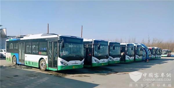 """银隆新能源公交入""""琅琊"""" 听听司机和百姓怎么说?"""
