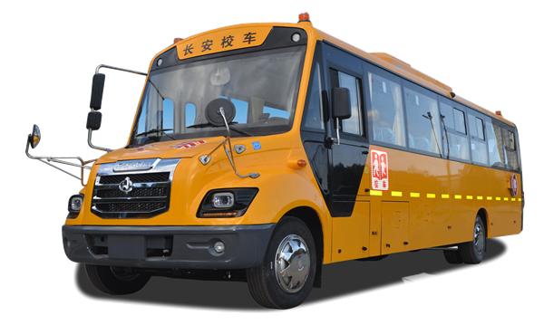 安全保驾护航 守护学童成长 长安凯程K01国六系列校车与美好同行